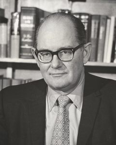 Dean Spencer L. Kimball