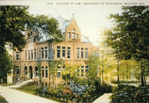 Original Law Building exterior